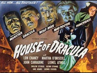 Дом Дракулы (1945)
