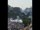 Ricky Martin instagram Venezuela que triste ver estas imágenes. Siento tu dolor. Estoy contigo. Te abrazo. Mucha LUZ.