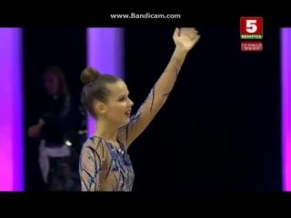 Ekaterina Selezneva - ball, final (World Challange Cup , 7-9.07.2017, Berlin, Germany)