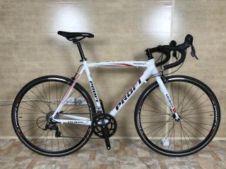 Велосипед шоссе колеса 28 дюймов(шоссейный) цвет бело-красный (часть 1)