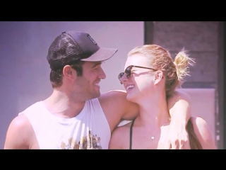 Josh Bowman + Emily Vancamp ❤️ Boom clap