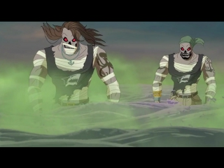 Winx club - world of winx season 1, episode 10 - dangerous waters (mandarin chinese)
