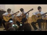 Мексиканская народная песня