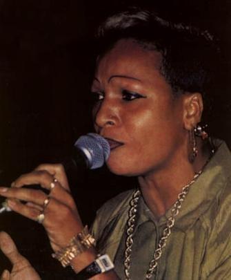 Sister Nancy Aka Muma Nancy Grcija