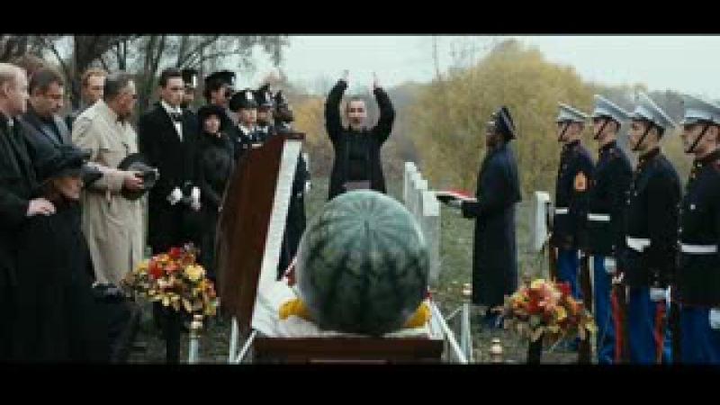 Очень русский детектив.Похороны.А может штэээц!