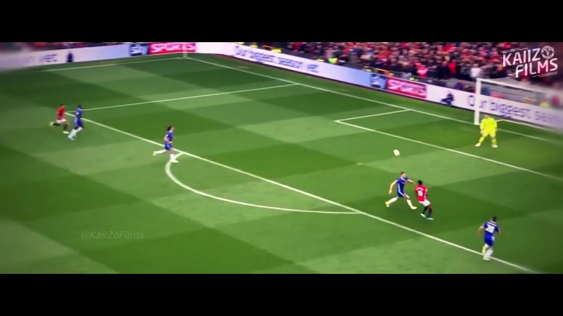 Paul Pogba - Most Chances Created - Sublime Passing Skills - 2017