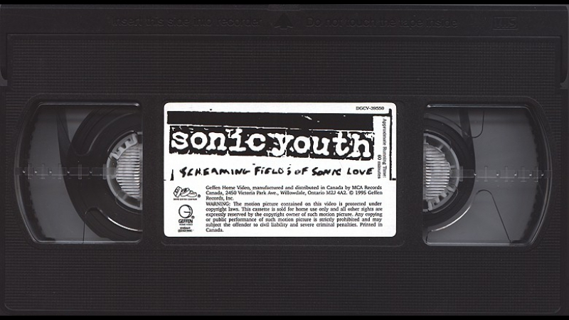 Sonic Youth - Screaming Fields of Sonic Love [1995., VHSrip]