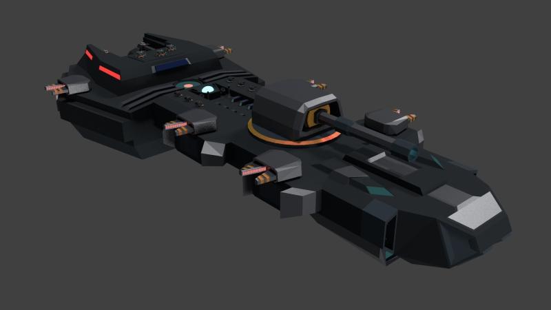 Выстрел ГК v.0.0