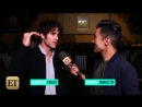 ENTERTAINMENT TONIGHT: Darren Criss Says the Biggest Challenge of Playing 'Hedwig' Is Not Being Able to Drink