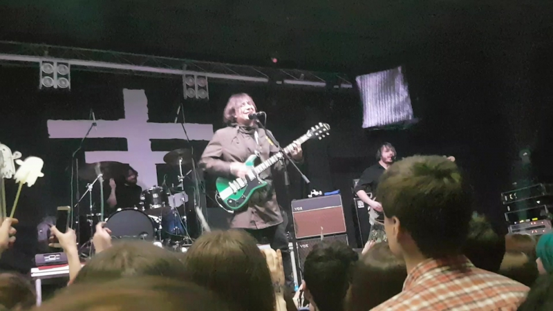 Frank Iero and the patience (frnkiero andthe cellabration) - Joyriding ( 23.03.2017 SANREMO HALL, Vladivostok)