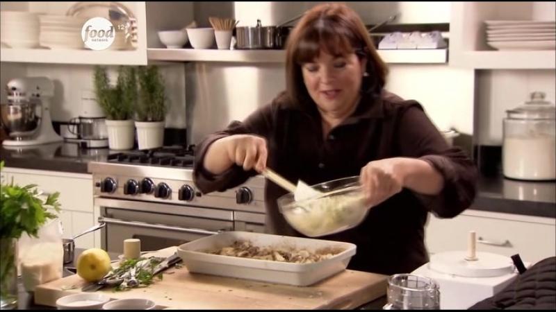 Босоногая графиня Простая кухня, 10 сезон, 02 эп. Итальянский званый ужин