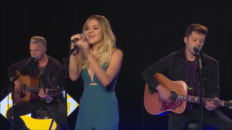 Kelsea Ballerini - Love Me Like You Mean It (Acoustic live at Fresh On Fridays with got2b, London 2017)