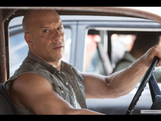 Форсаж 8 / The Fate of the Furious (2017) Съёмка Фильма BDRip 1080p [vk.com/Feokino]