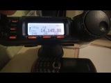 SSB радиосвязь, на 10Вт, трасса Северодвинск - Костанай, 2500км