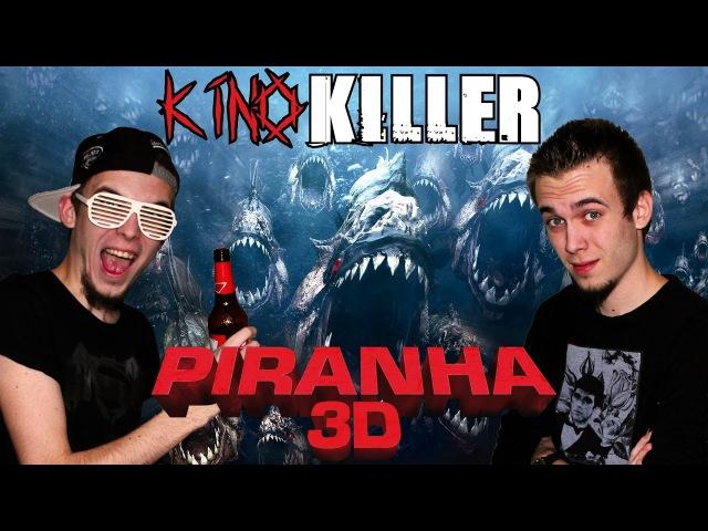 KinoKiller - Обзор на фильм Пираньи 3D (Сиськи, письки и кровища)