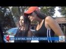 Stirile Kanal D 11 09 Inna si Antonia show in plina strada I a surprins pe paparazzi COMPLET