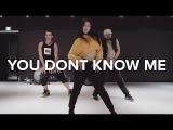 You Don't Know Me - Jax Jones (ft.RAYE) Beginners' Class
