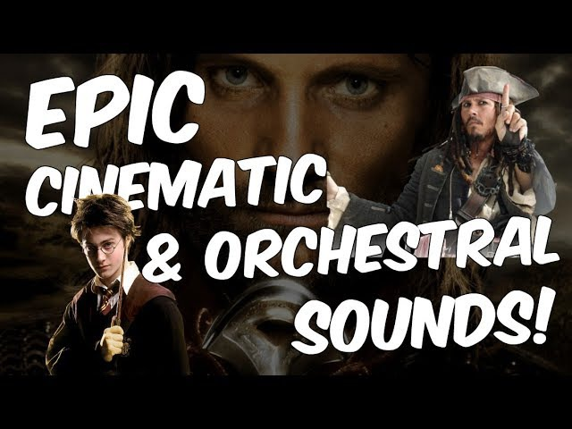 Epic Orchestral Essentials | Cinematic Samples, Loops, Transitions Kits!