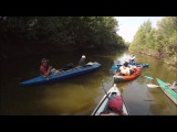 Volgograd summer kayaking 2017 with vgoo_klub_turistov