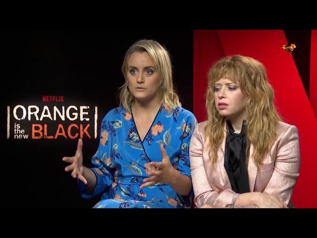 OITNB - Taylor Schilling and Natasha Lyonne introduces the new season Exalted [June, 2017]