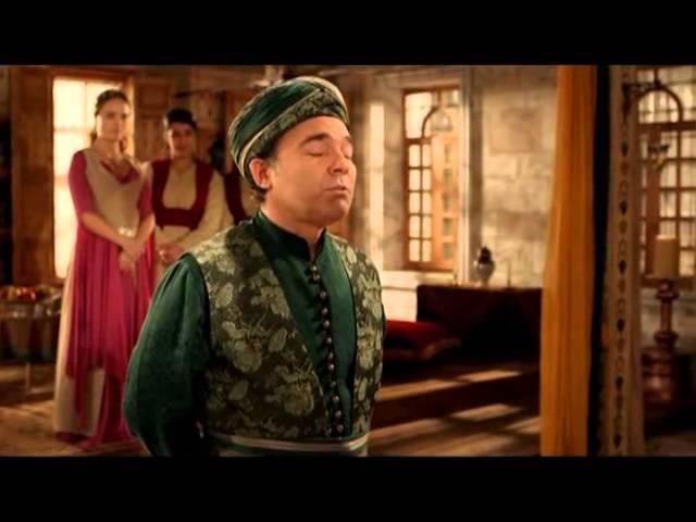 Великолепный век. Урок танцев от Сюмбюля Аги и Гюль Аги