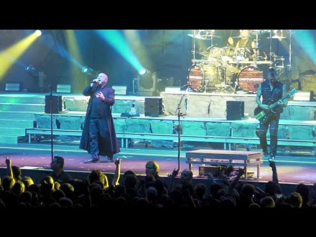 Disturbed Remember Live in Quebec City