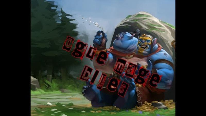 Dota 2: Ogre Mage Blues (Dota 2 Song)