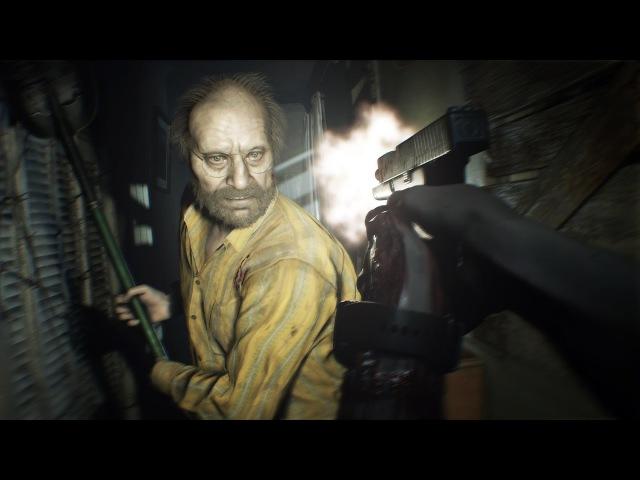 Босс папочка и босс мамочка - Прохождение Resident Evil 7 3