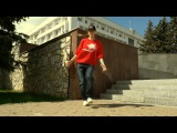 Hip-hop dance freestyle by Iksania (Just Family Crew) 2017