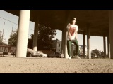 Hip-hop dance freestyle by Iksania (Just Family Crew)