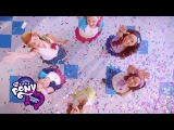 MLP Equestria Girls - 'Friendship is Magic' Live Action Music Video