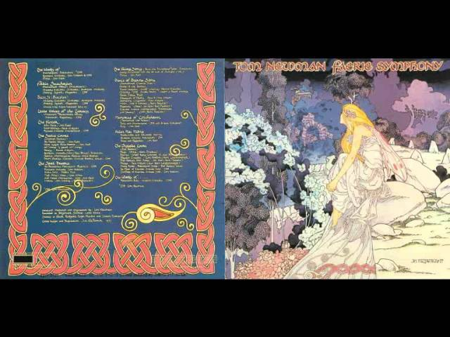 Tom Newman Faerie Symphony 1977 Full album