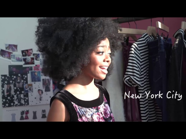 Nowadays | Skai Jackson Holiday 2017