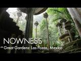 Great Gardens Las Pozas, Mexico