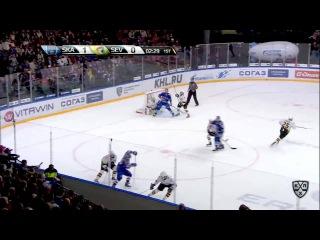 Лучшие голы четвёртой недели КХЛ 22.09