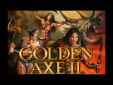 Golden Axe 2. SEGA. Walkthrough