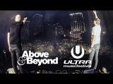 Above &amp Beyond Live At Ultra Music Festival Miami 2017 (Full 4K Set)