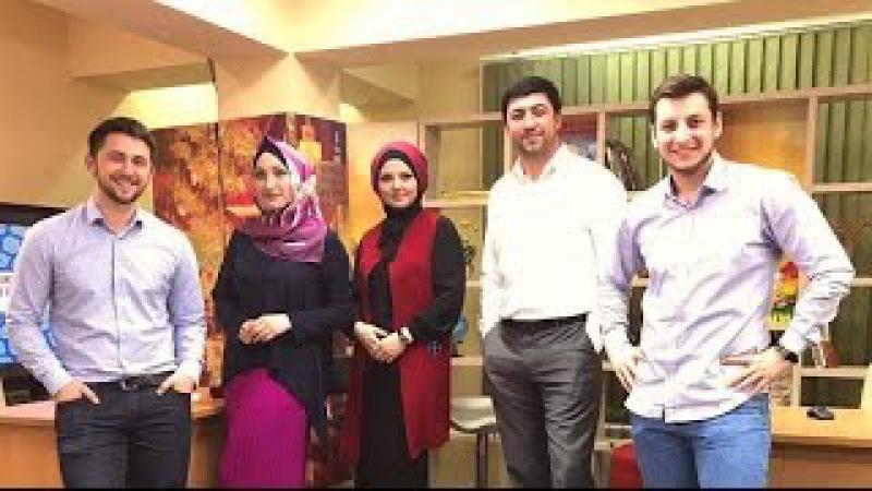В гостях программы День за днём работники радио Ватан