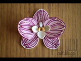 Quilled Orchid - Orchide
