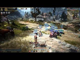 [Black Desert RU] Dragonel vs Bandits [GvG] (MC Exclusive & Forex)