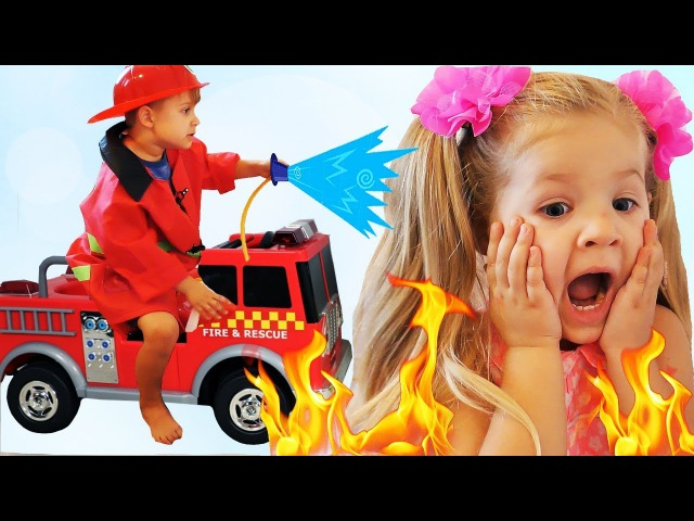 Сrying Babies! Bad baby accident, learn сolors for kids with fire, nursery rhyme children songs