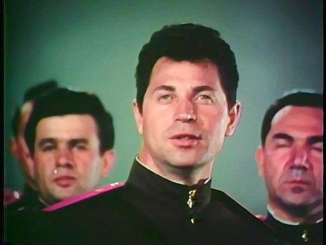 Song of the Volga Boatmen HQ - Leonid Kharitonov The Red Army Choir (1965)