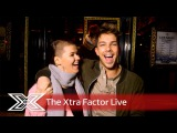 Saara Aalto goes to the pub with Matt Terry  The Xtra Factor Live 2016
