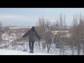 ТОП 5 ЖЁСТКИХ ПАДЕНИЙ С КРЫШ//ИЗ ЗА ИГРЫ СИНИЙ КИТ//