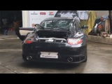 Porsche 997 2 Turbo x Fi Exhaust Sound Check