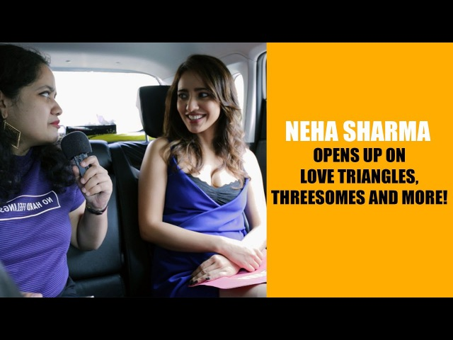 Tum Bin 2: Actress Neha Sharma opens up on love triangles, threesomes and more!