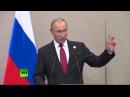 Vladimir Poutine : en Corée du Nord, les Etats-Unis risquent une guerre nucléaire mondiale
