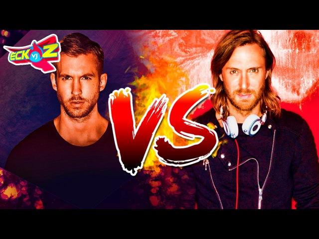 Calvin Harris VS David Guetta 2017 Best Songs | Sus Mejores Canciones