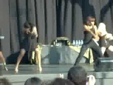 Danity Kane at Dallas Six Flags bad girl