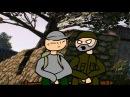 Прикольный и смешной мультфильм PLAYERUNKNOWN'S BATTLEGROUNDS PUBG